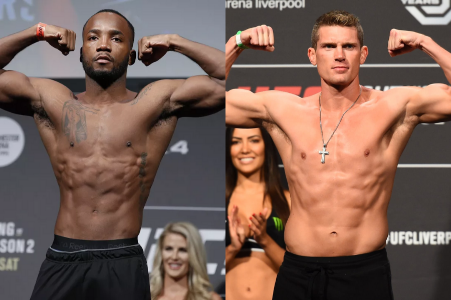 Stephen Thompson ready to fight Leon Edwards on March 13, as Khamzat Chimaev pulls out - Thompson