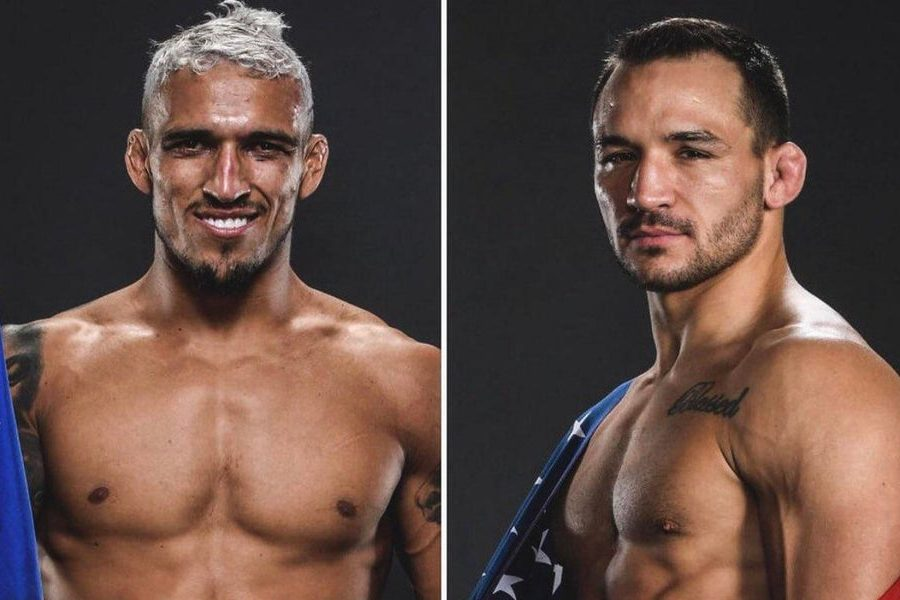 Charles Oliveira declined to fight Michael Chandler at UFC 258 - Oliveira