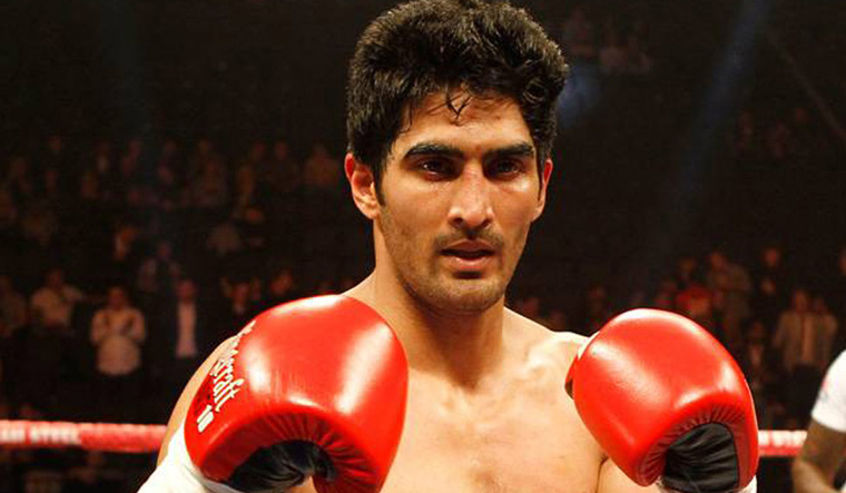 Vijender Singh set to return to the ring in March, opponent to be revealed soon - Vijender Singh