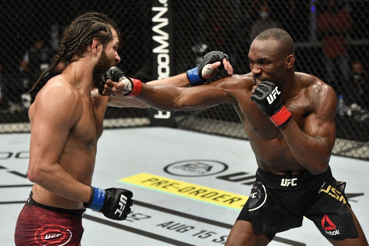 Kamaru Usman to fight Jorge Masvidal at UFC 261 with full capacity crowd - Usman