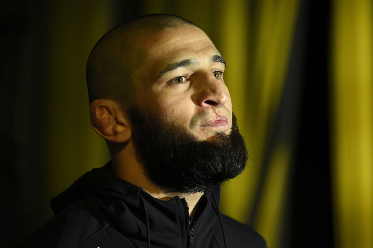 Dana White says Khamzat Chimaev posted about retirement because he is 'Emotional', says he will return in June - Khamzat Chimaev