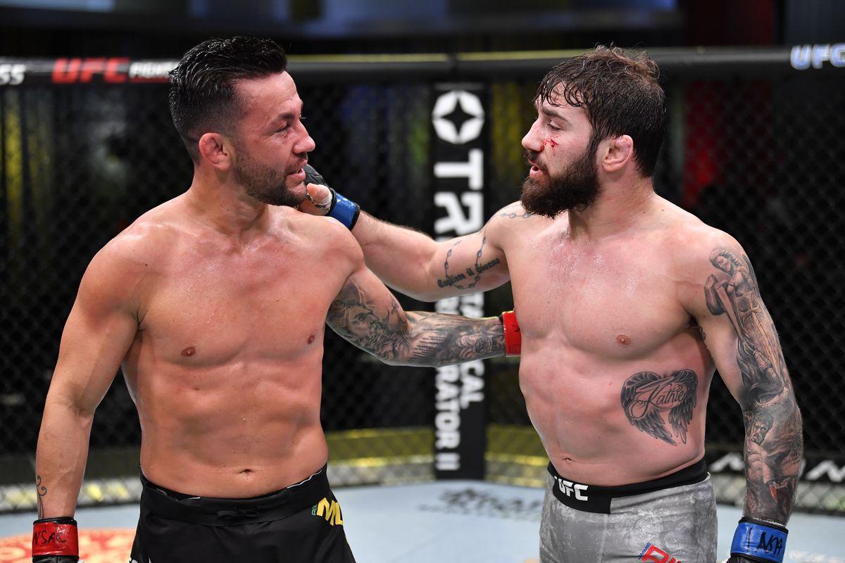 Pedro Munhoz releases statement after unanimous decision win over Jimmie Rivera at UFC Vegas 20 - Munhoz
