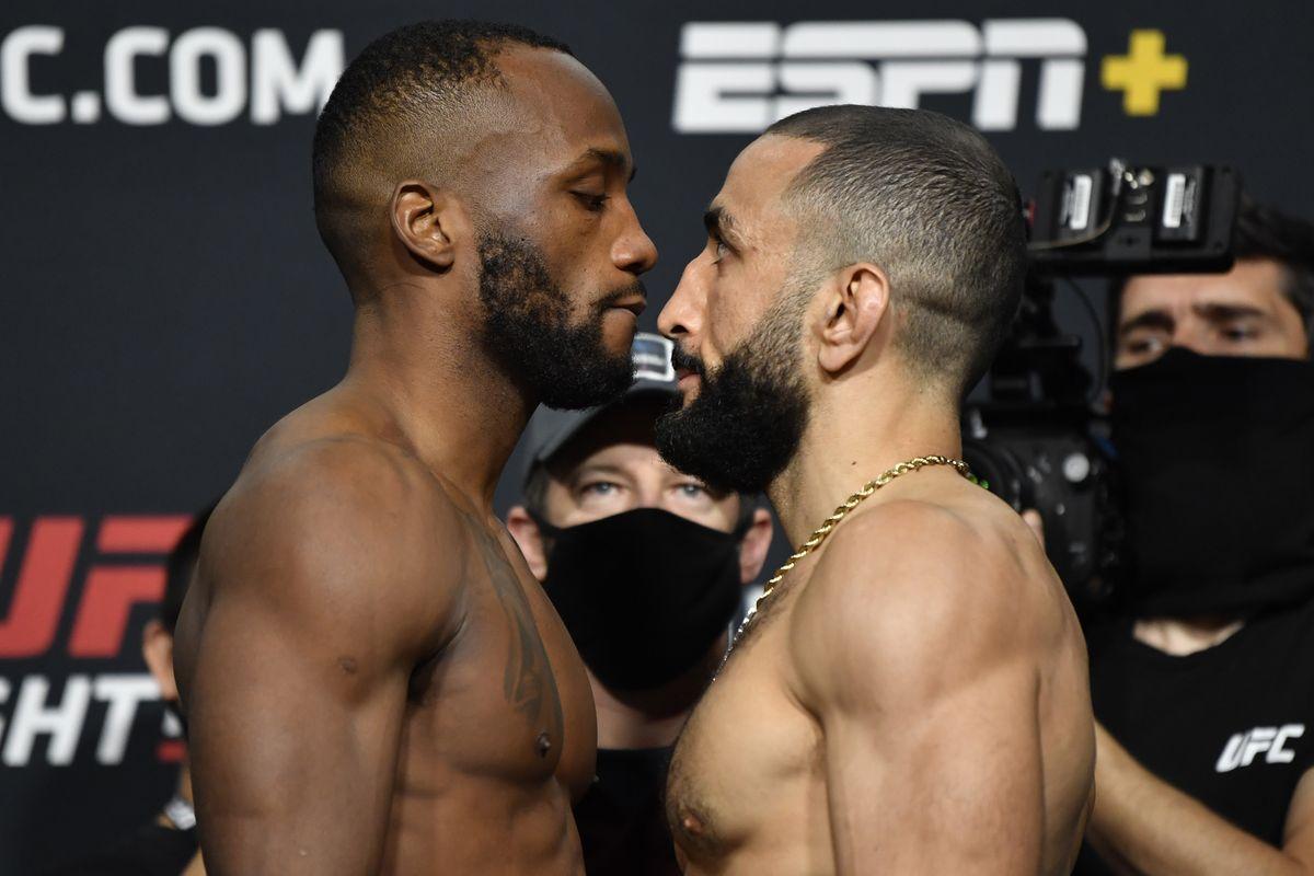 Belal Muhammad doesn't think Leon Edwards deserves a title shot after No Contest at UFC Vegas 21 - Muhammad