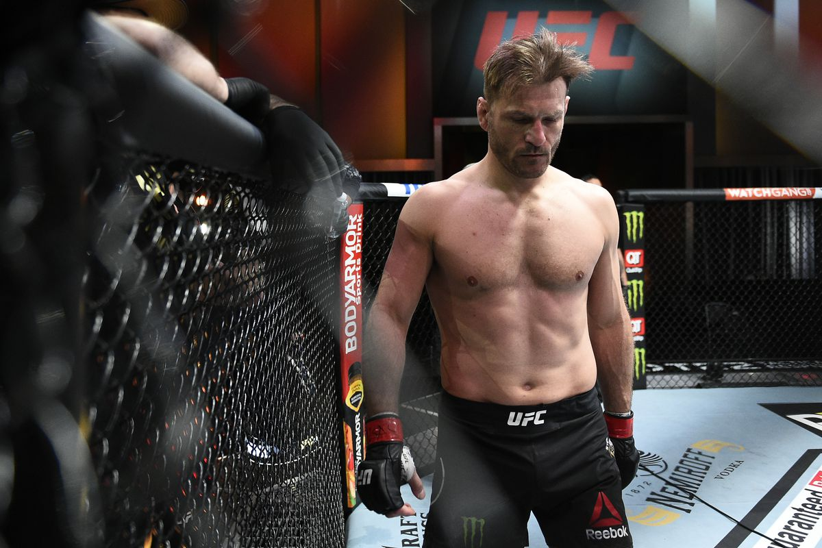 Stipe Miocic releases statement following KO loss to Francis Ngannou - Stipe Miocic
