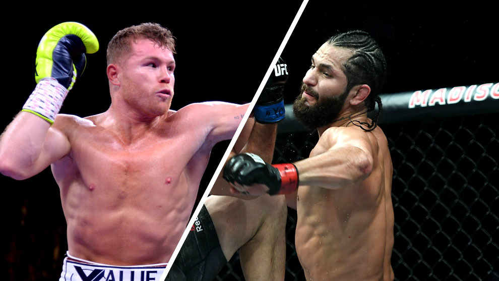BMF Champ Jorge Masvidal on boxing Canelo Alvarez: 'My chances are limited but I'd be a dog' - Jorge Masvidal