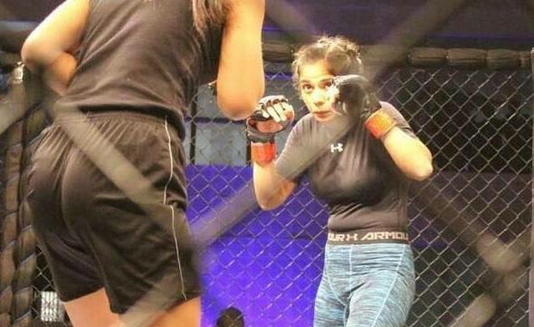 Akshata Khadtare dreams of becoming UFC World Champion - UFC