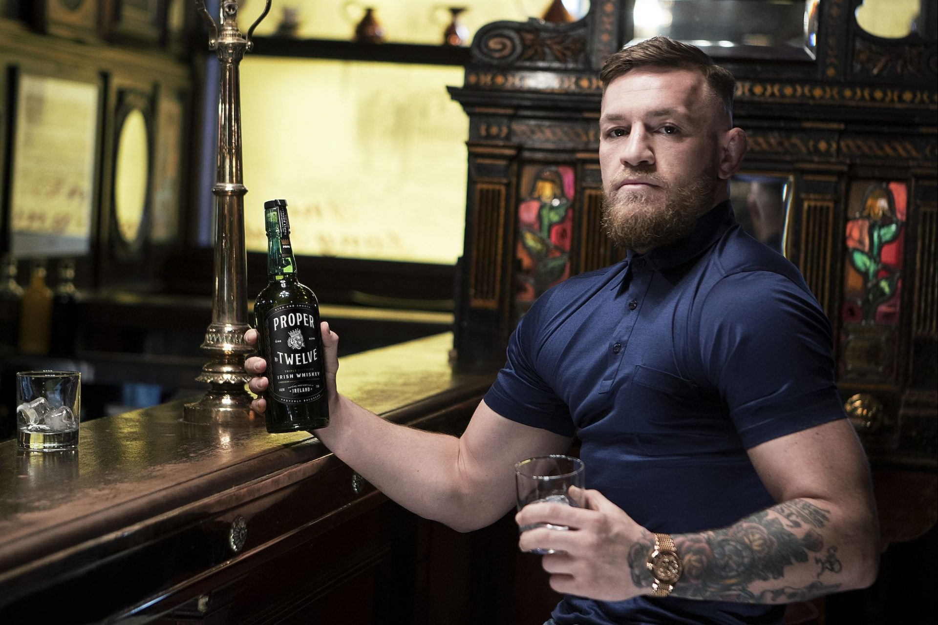 Conor McGregor doubled his net worth after selling his stake in Proper 12 - Mcgregor