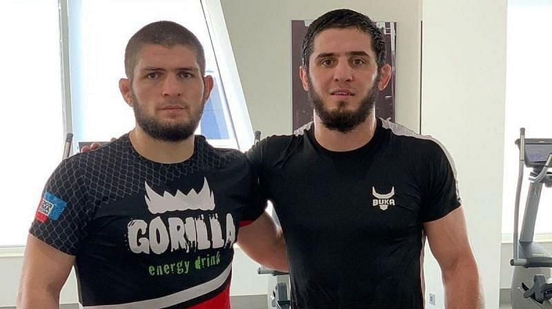 Islam Makhachev says he will soon become UFC lightweight champion - Islam Makhachev