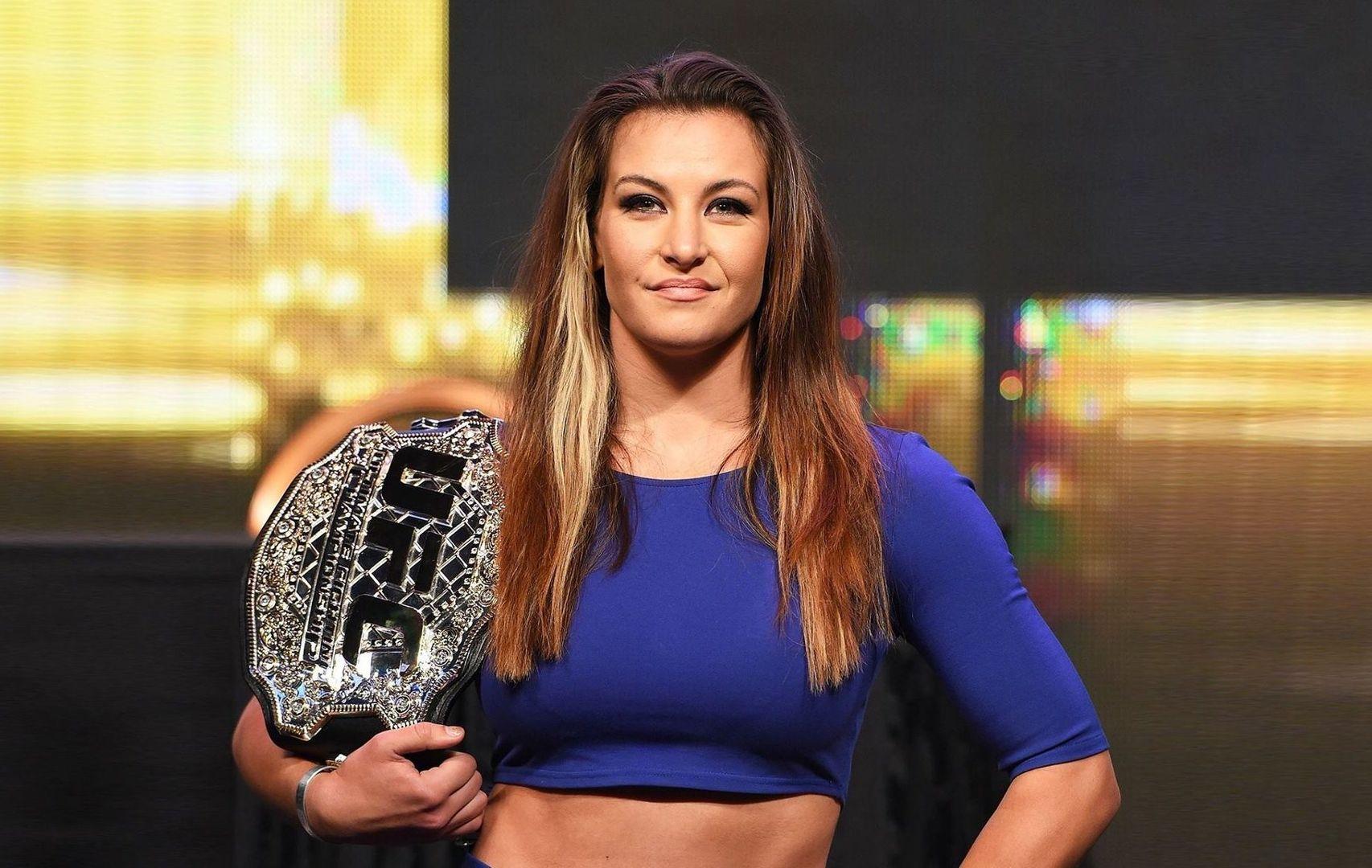 Miesha Tate to make MMA return against Marion Reneau - Miesha Tate