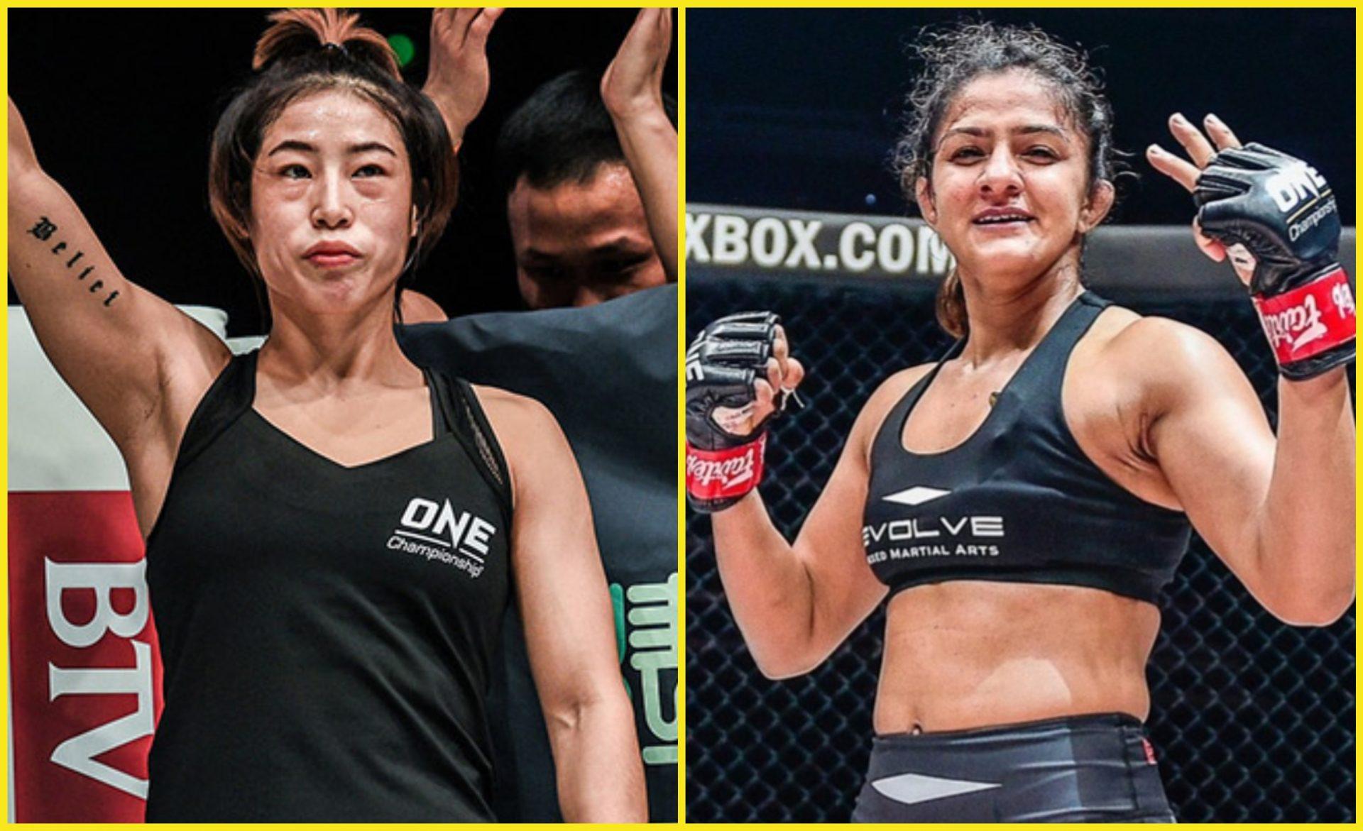 Indian MMA star Ritu Phogat to fight China's Meng Bo at ONE Championship on May 28 - Ritu Phogat