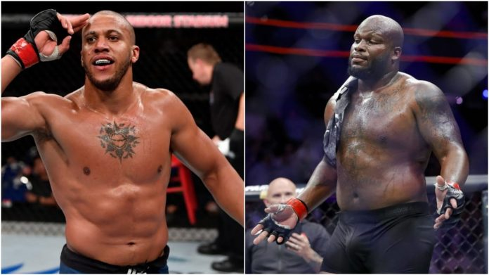 Ciryl Gane accepts Derrick Lewis' callout, wants to fight him in June/July - Ciryl Gane