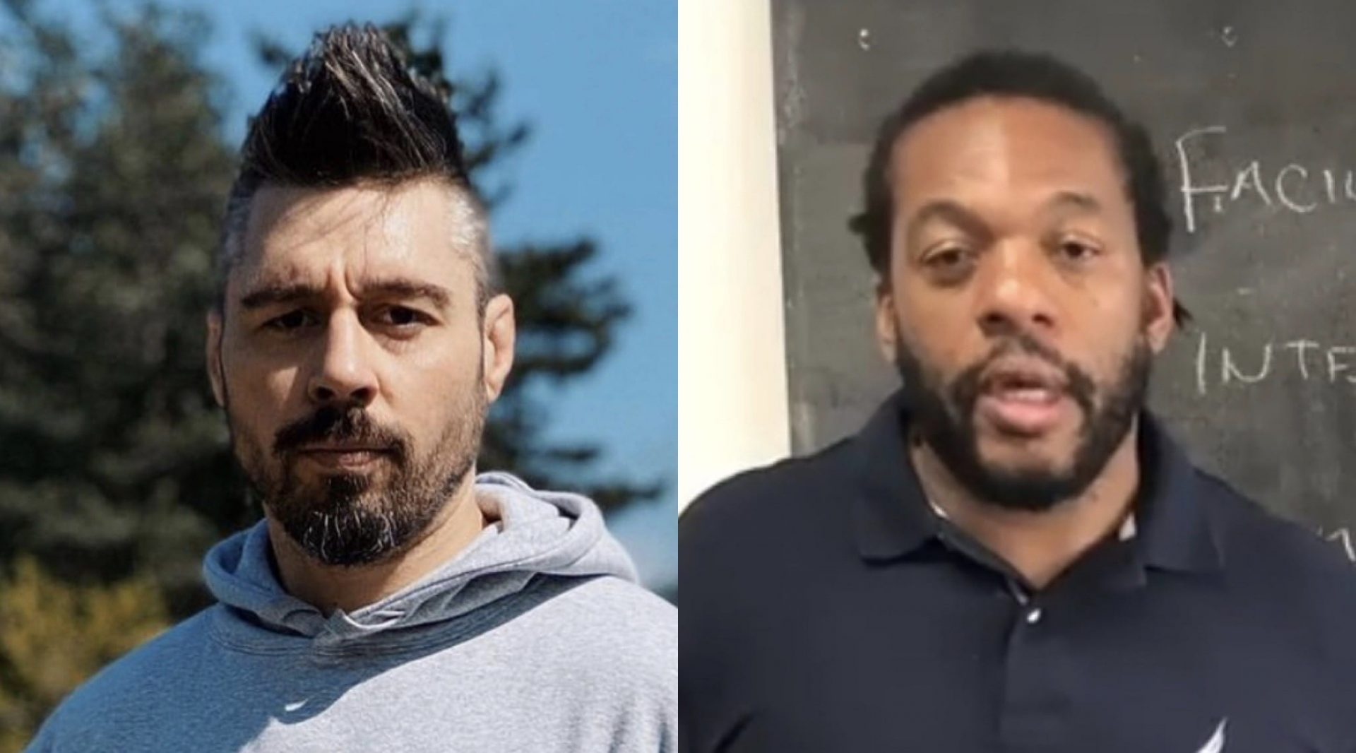 "Dan Hardy says referee Herb Dean ""makes a mistake almost on a weekly basis"" - Dan Hardy"