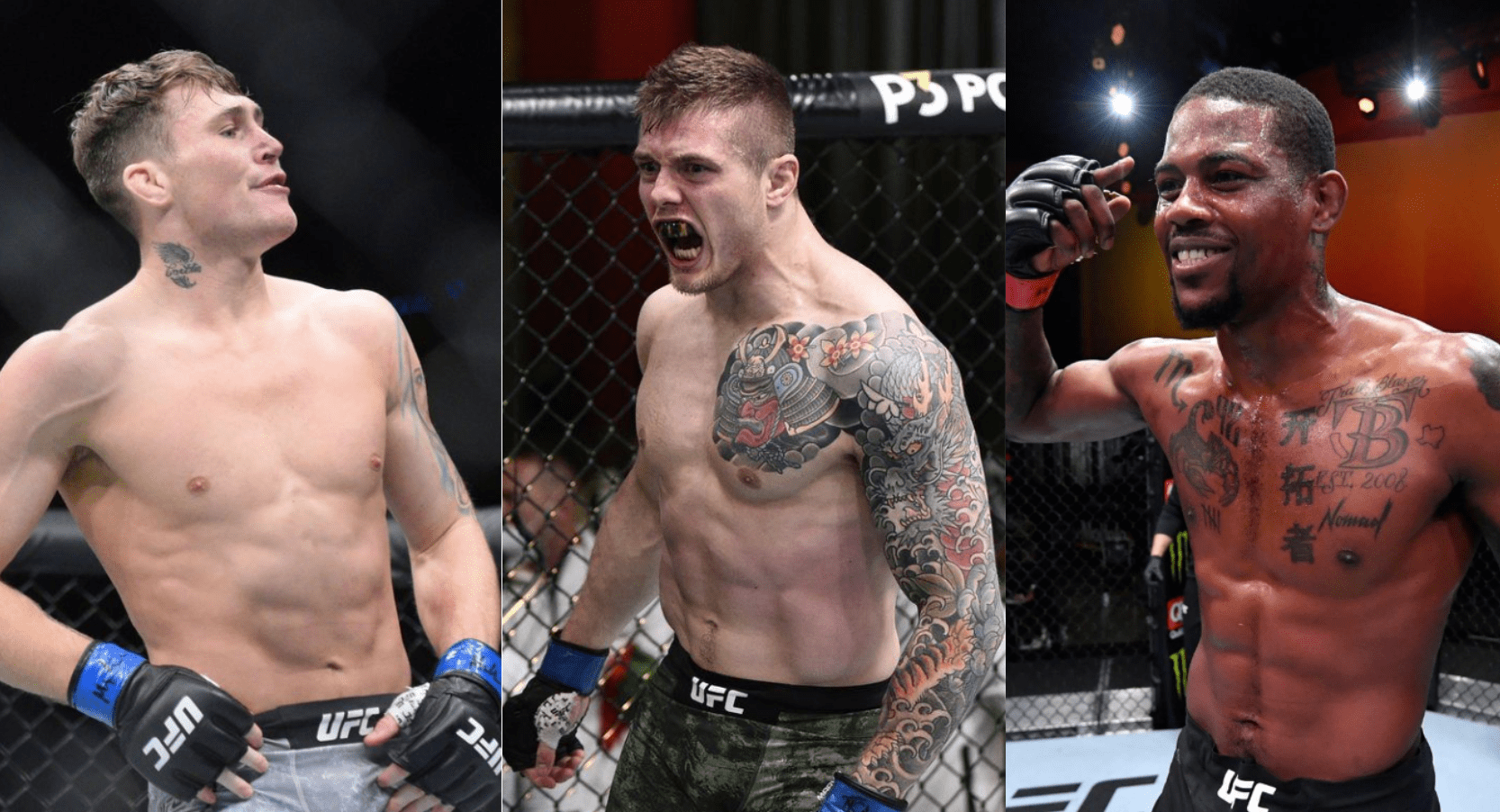 Darren Till pulls out of fight against Marvin Vettori due to collarbone injury; Kevin Holland offers to step in on short notice - Darren Till