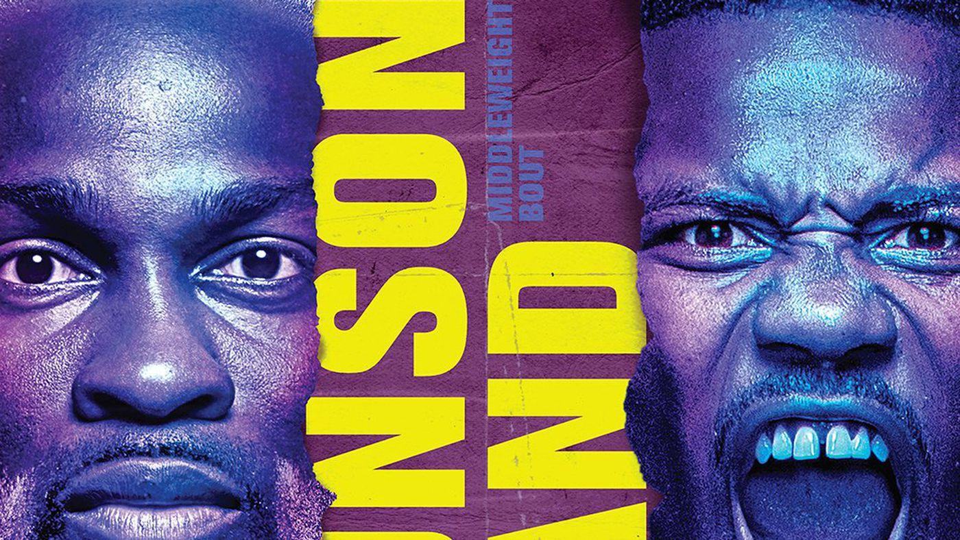 UFC on ESPN: Brunson vs. Holland - Brunson