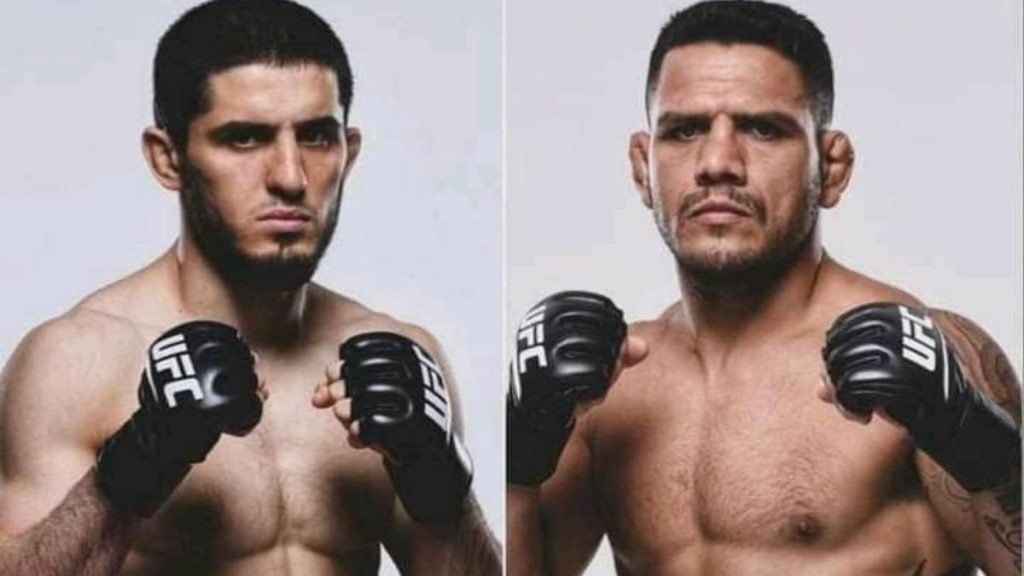 Rafael dos Anjos not impressed by Islam Makhachev's UFC 259 win over Drew Dober - Makhachev