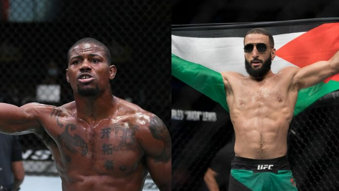 Kevin Holland eyeing fight with Belal Muhammad at welterweight - Kevin Holland