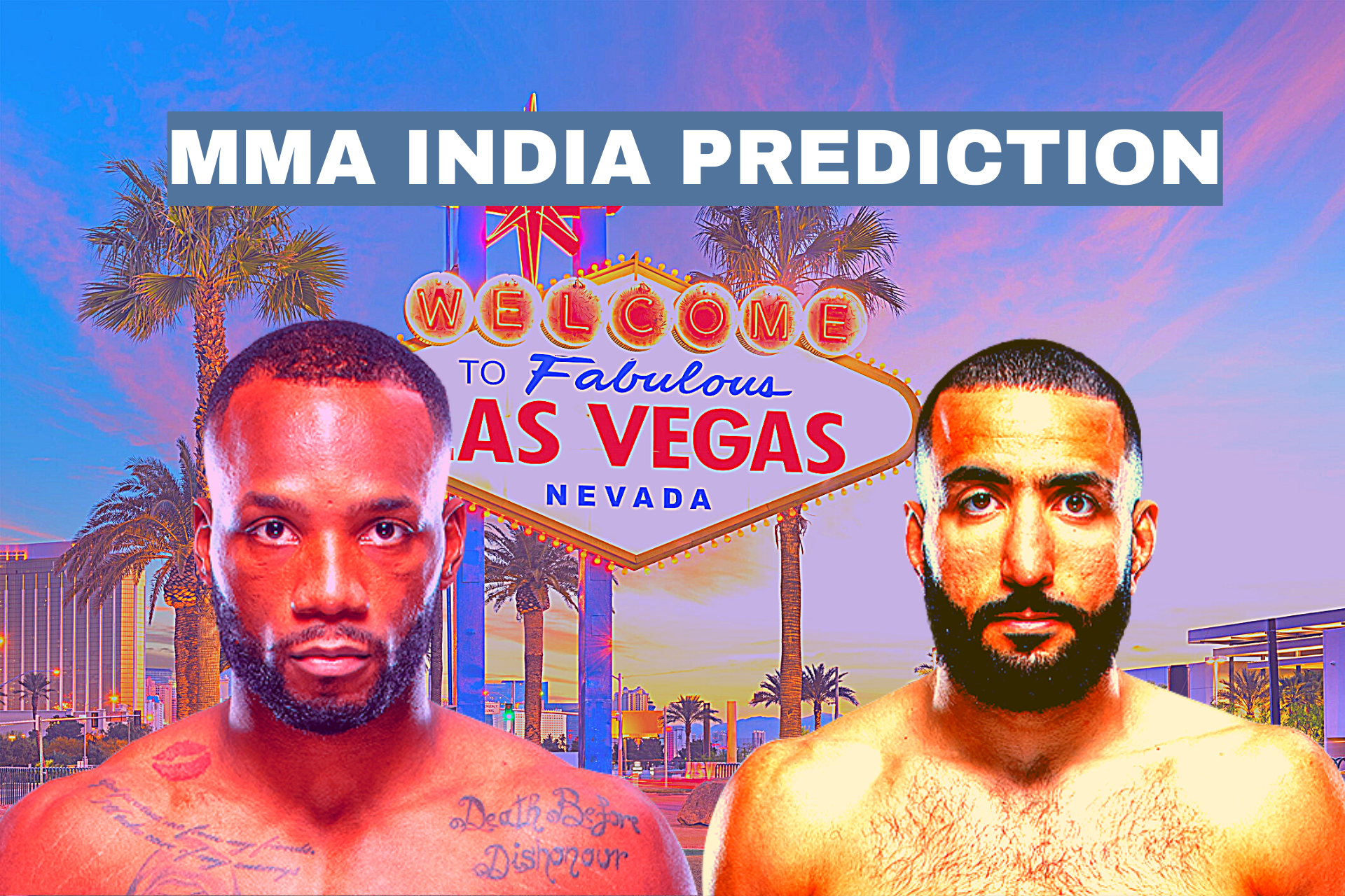 UFC Fight Night: Edwards vs Muhammad betting odds and prediction - Edwards