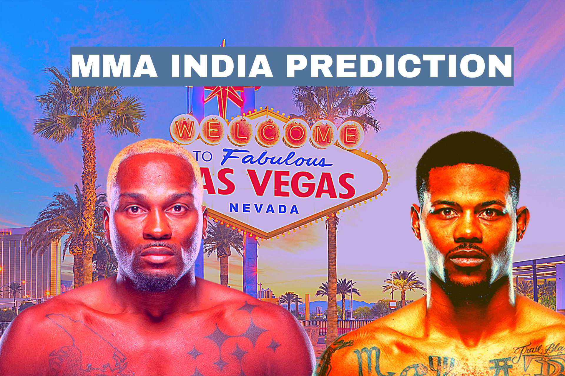 UFC Vegas 22: Brunson vs Holland betting odds and prediction - Holland