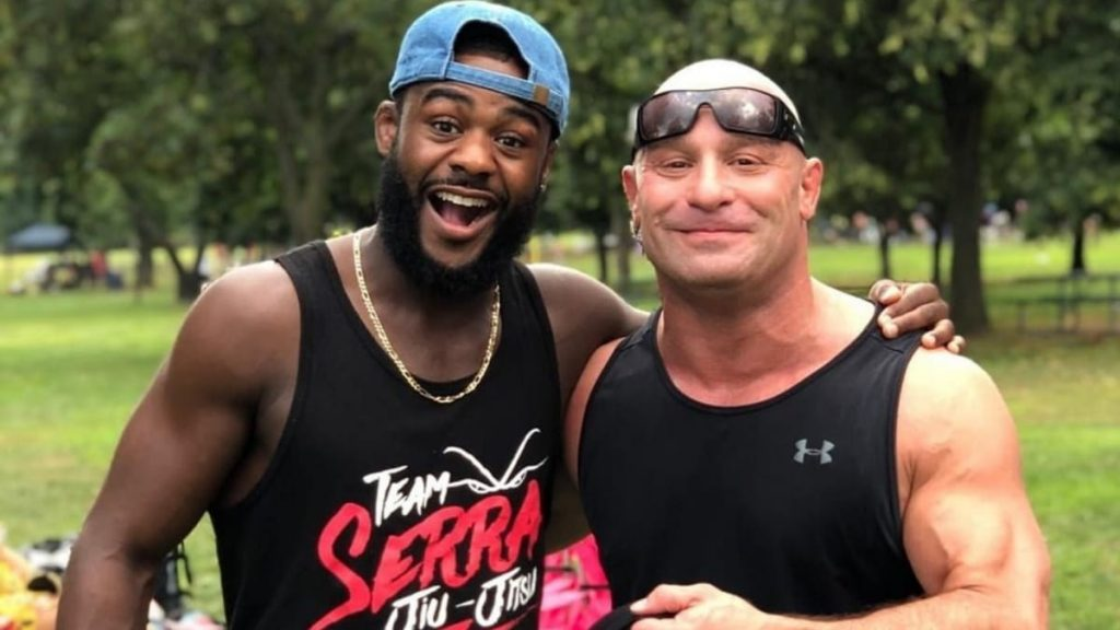 Aljamain Sterling and Matt Serra have squashed their beef over cornering dispute at UFC 259 - Sterling