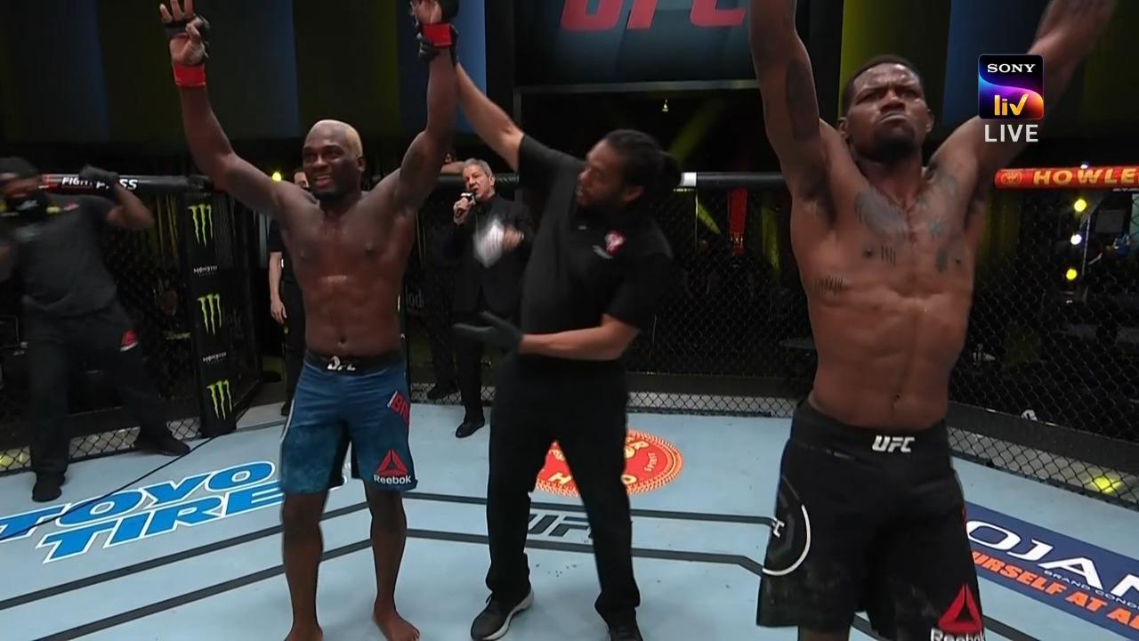 UFC Vegas 22: Derek Brunson defeats Kevin Holland via unanimous decision - Brunson