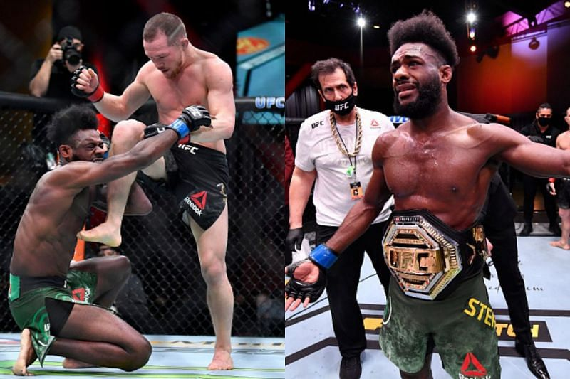 Aljamain Sterling has no regrets on how things went down at UFC 259 - Aljamain Sterling