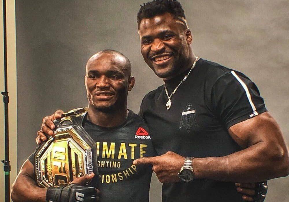 Francis Ngannou will have Kamaru Usman as cornerman for Stipe Miocic title fight at UFC 260 - Ngannou