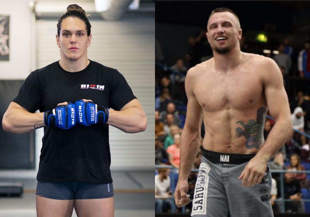 Craig Jones has challenged Gabi Garcia for a intergender grappling match - Garcia