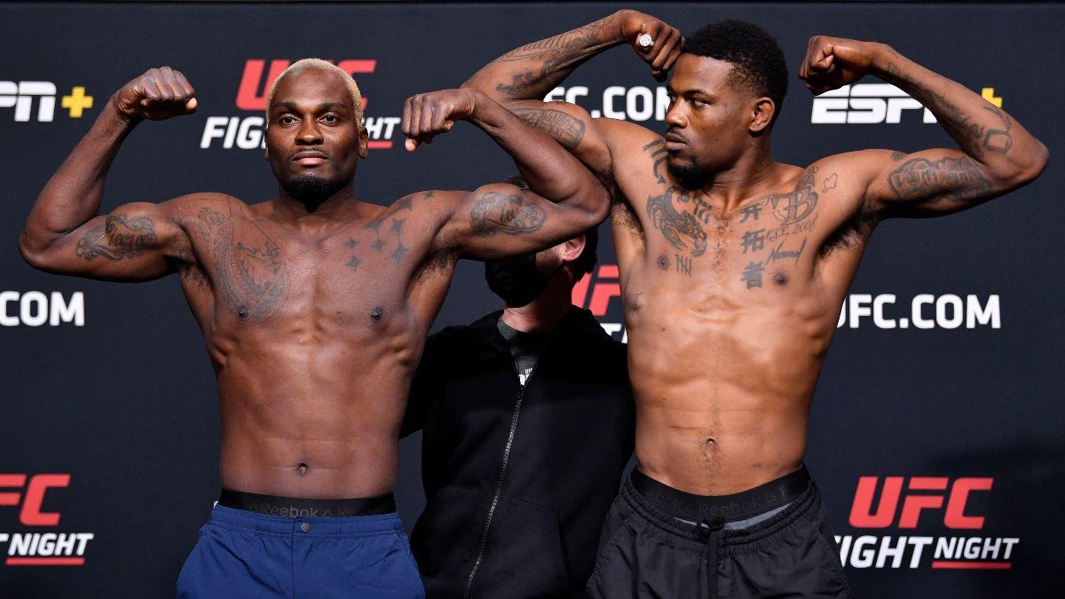 Derek Brunson reveals why he didn't talk back to Kevin Holland during their fight at UFC Vegas 22 - Brunson