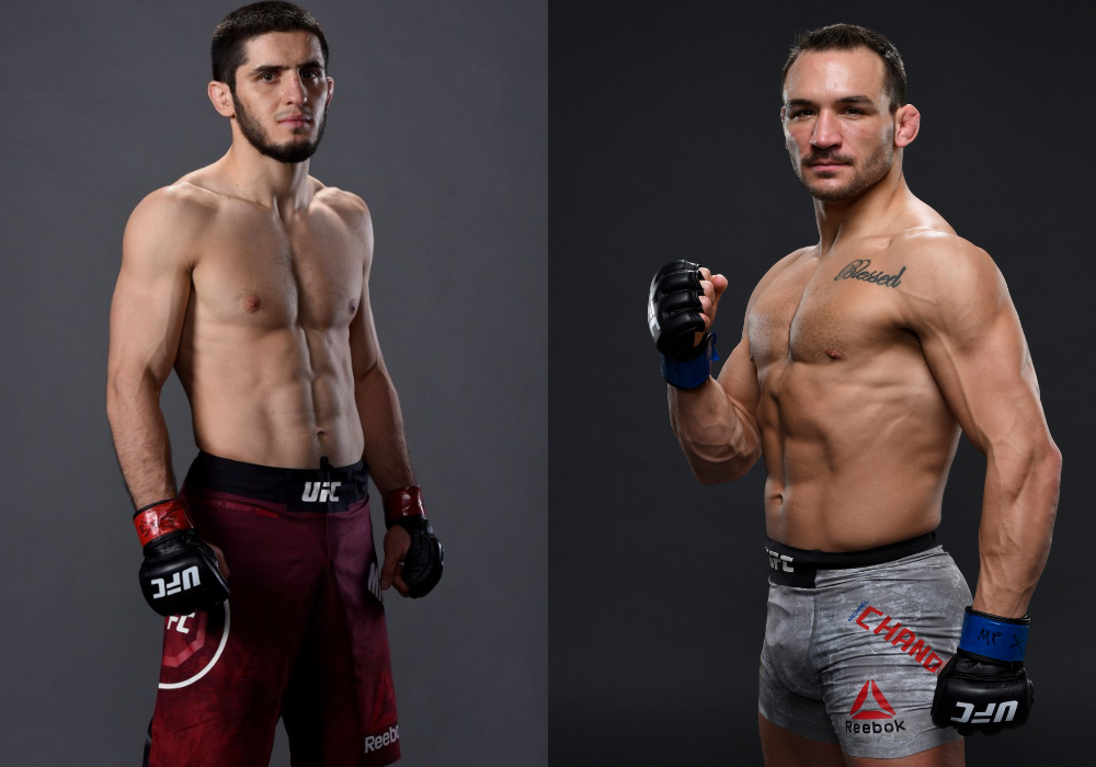 Islam Makhachev says Michael Chandler shouldn't fight for UFC lightweight title - Makhachev