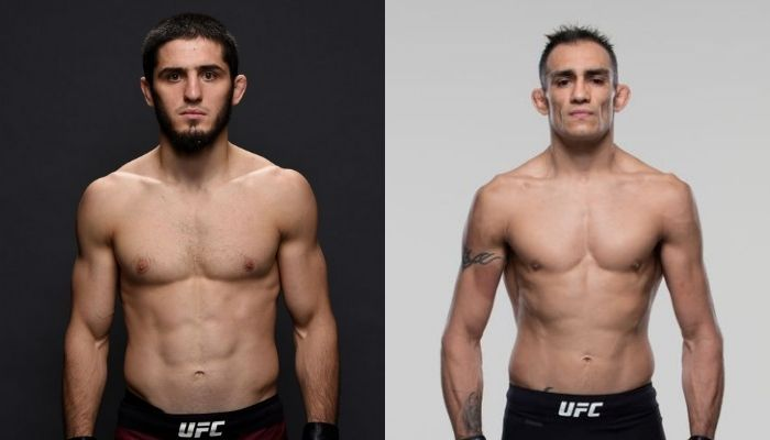 Islam Makhachev calls out Tony Ferguson for a fight after his win at UFC 259 - Makhachev