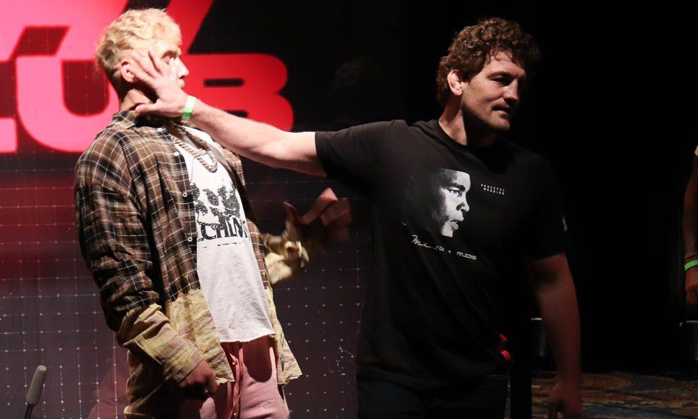 Daniel Cormier is convinced that Ben Askren will defeat Jake Paul - Askren