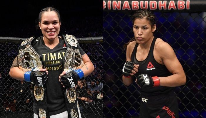 Julianna Pena vs Amanda Nunes