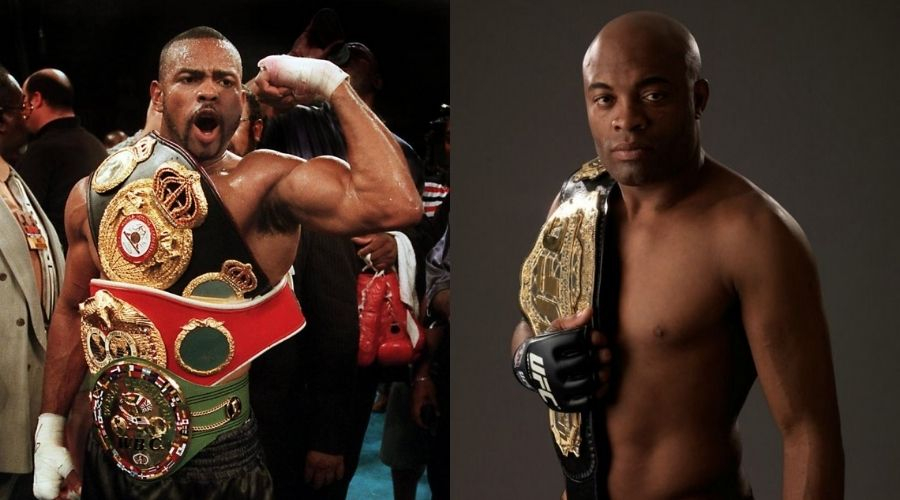 Roy Jones Jr interested in fighting Anderson Silva in boxing match - Roy