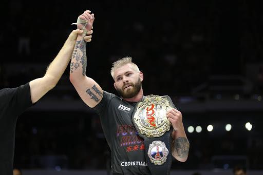 Renowned jiu-jitsu champion and Grappling sensation Gordon Ryan signs with ONE Championship - Ryan