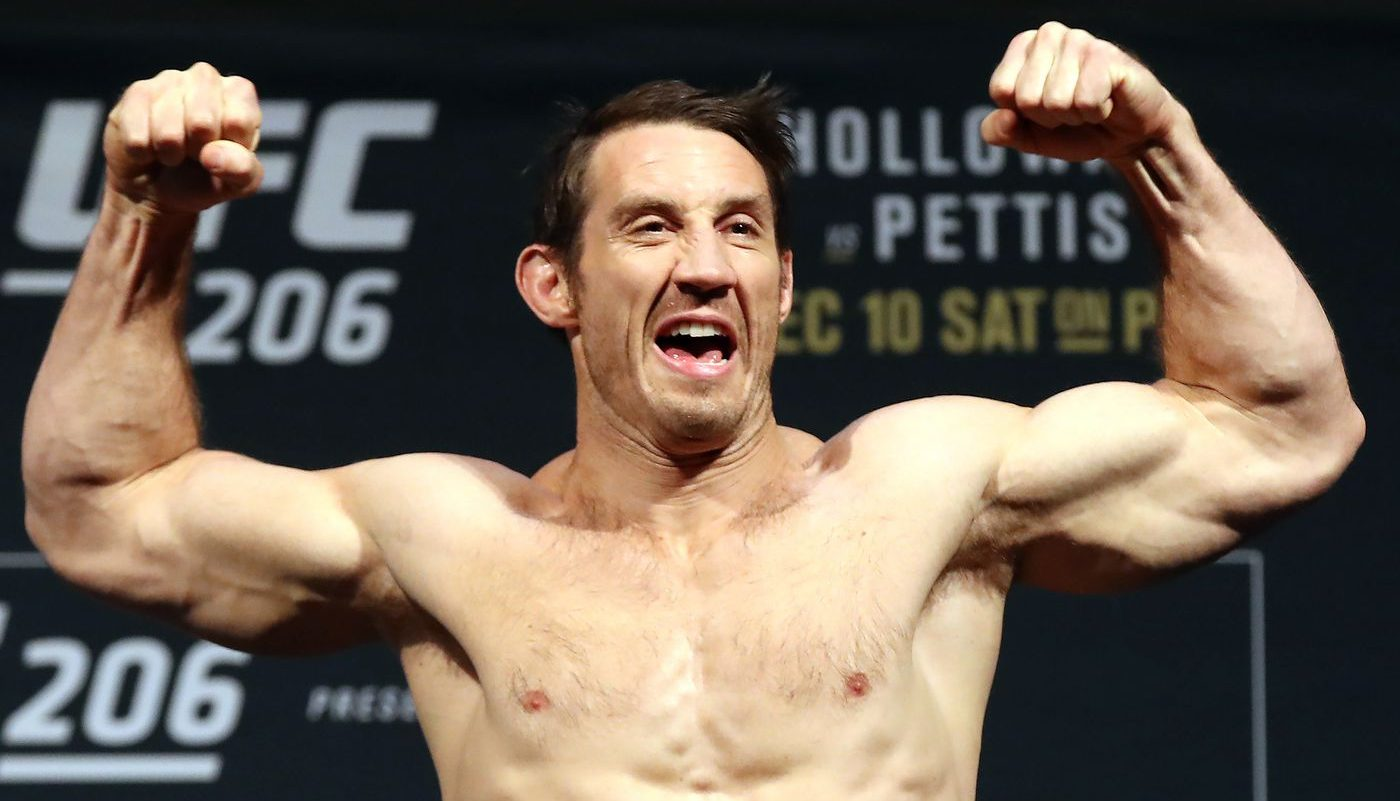 Tim Kennedy teases a comeback with Bare Knuckle Fighting Championship - Tim Kennedy