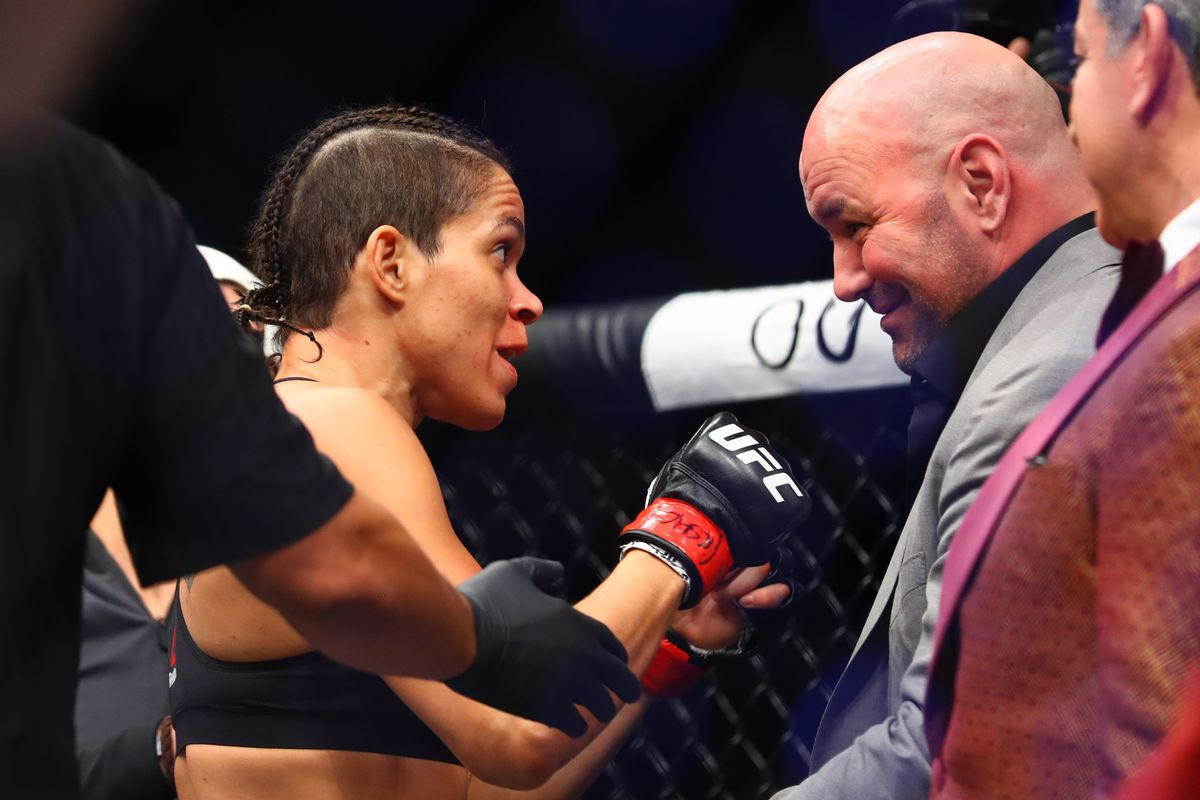 Dana White says UFC will keep women's featherweight division alive if Amanda Nunes wants to defend title - Amanda Nunes