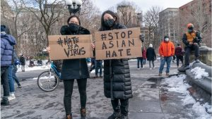 ONE Championship, Stop Asian Hate, AAPI