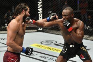 Kamaru Usman vs Jorge Masvidal, UFC 261