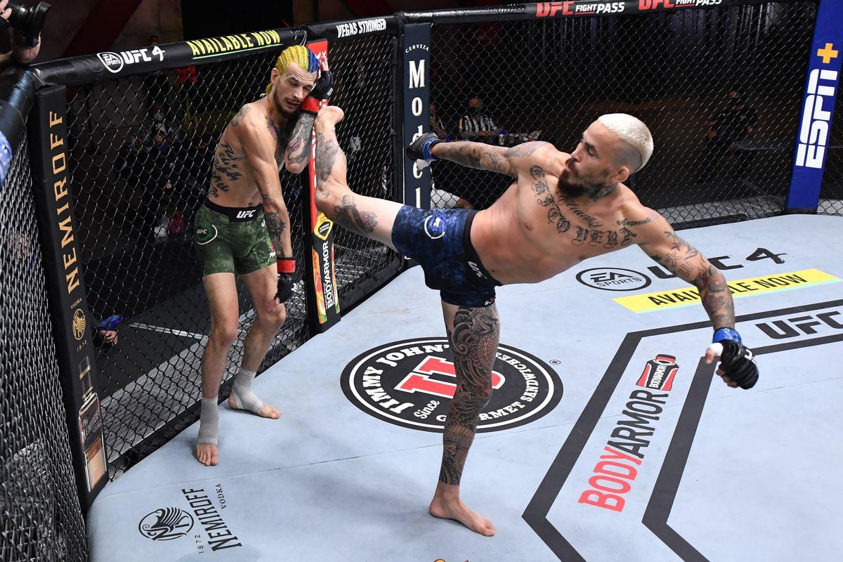 Marlon Vera says Sean O'Malley turned down rematch fight against him - Marlon