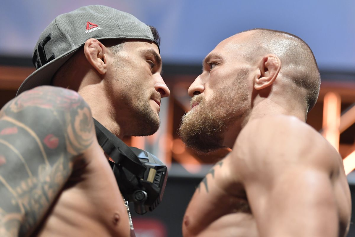 Conor McGregor reveals why he didn't go through with the $500,000 donation, Dustin Poirier responds - Conor
