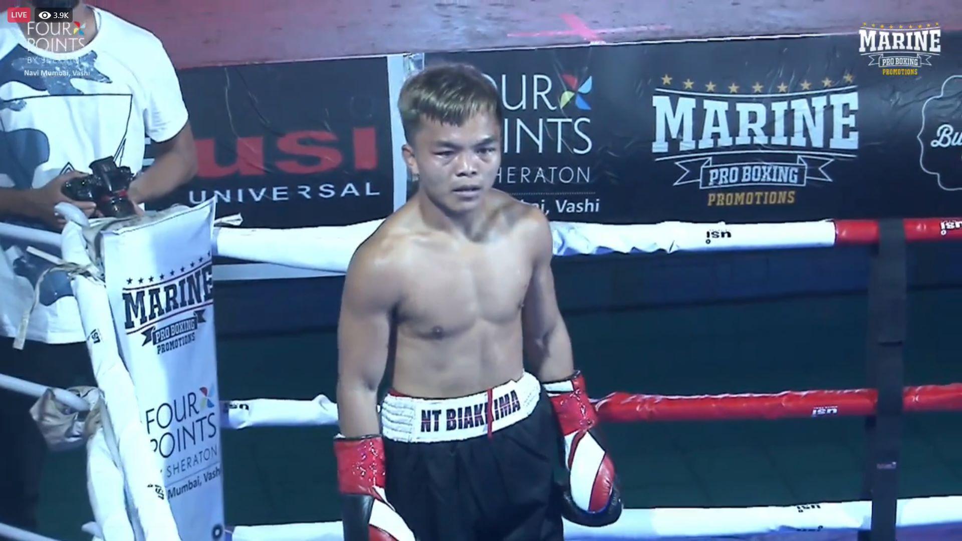 Fighter of the week : Nutlai Lalbiakkima - nutlai