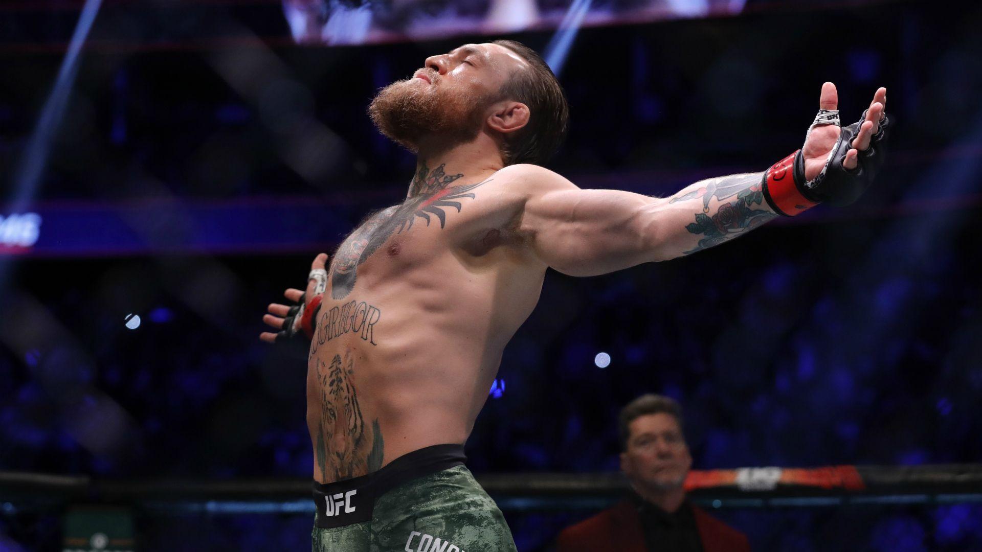Conor McGregor vs Dustin Poirier 3, The Good Fight Foundation