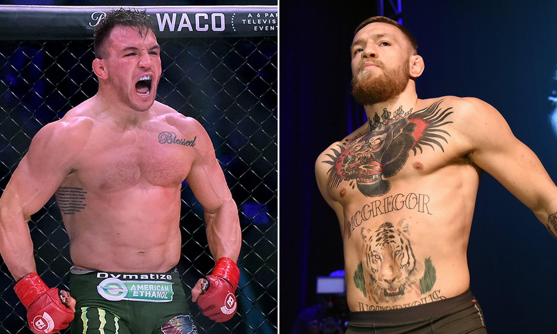 Conor McGregor vs Michael Chandler
