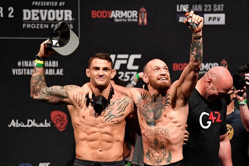 Dustin Poirier says Conor McGregor didn't follow up with the promise of donation to The Good Fight Foundation - Conor McGregor