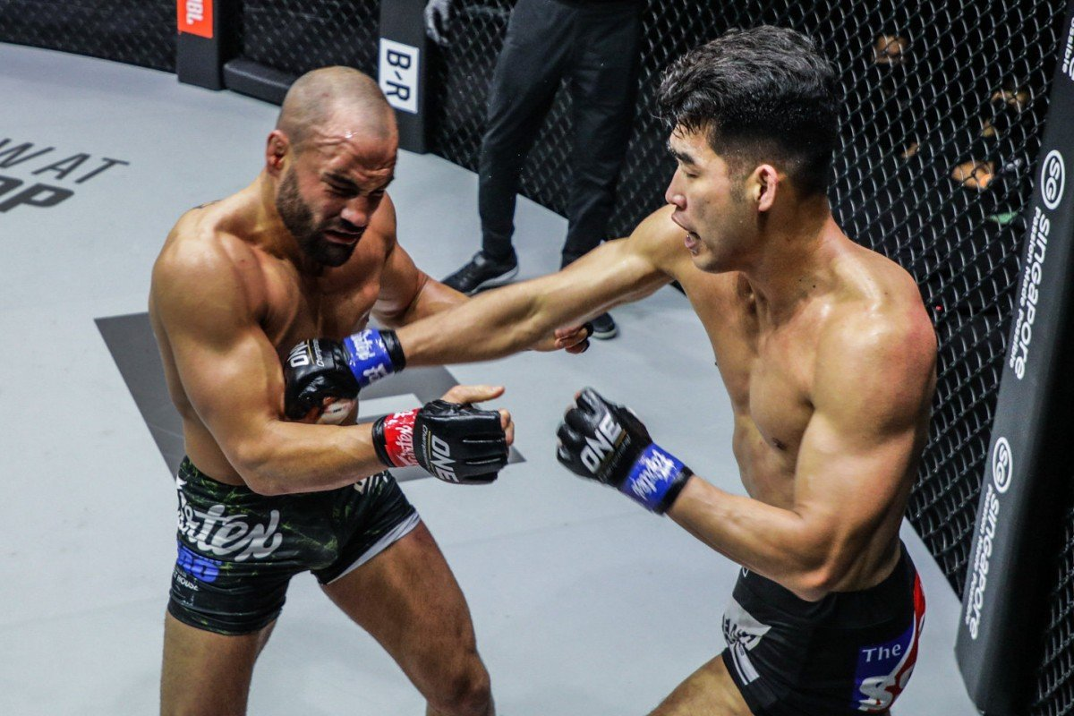 Ok Rae Yoon defeats Eddie Alvarez by unanimous decision at ONE on TNT 4 - Alvarez