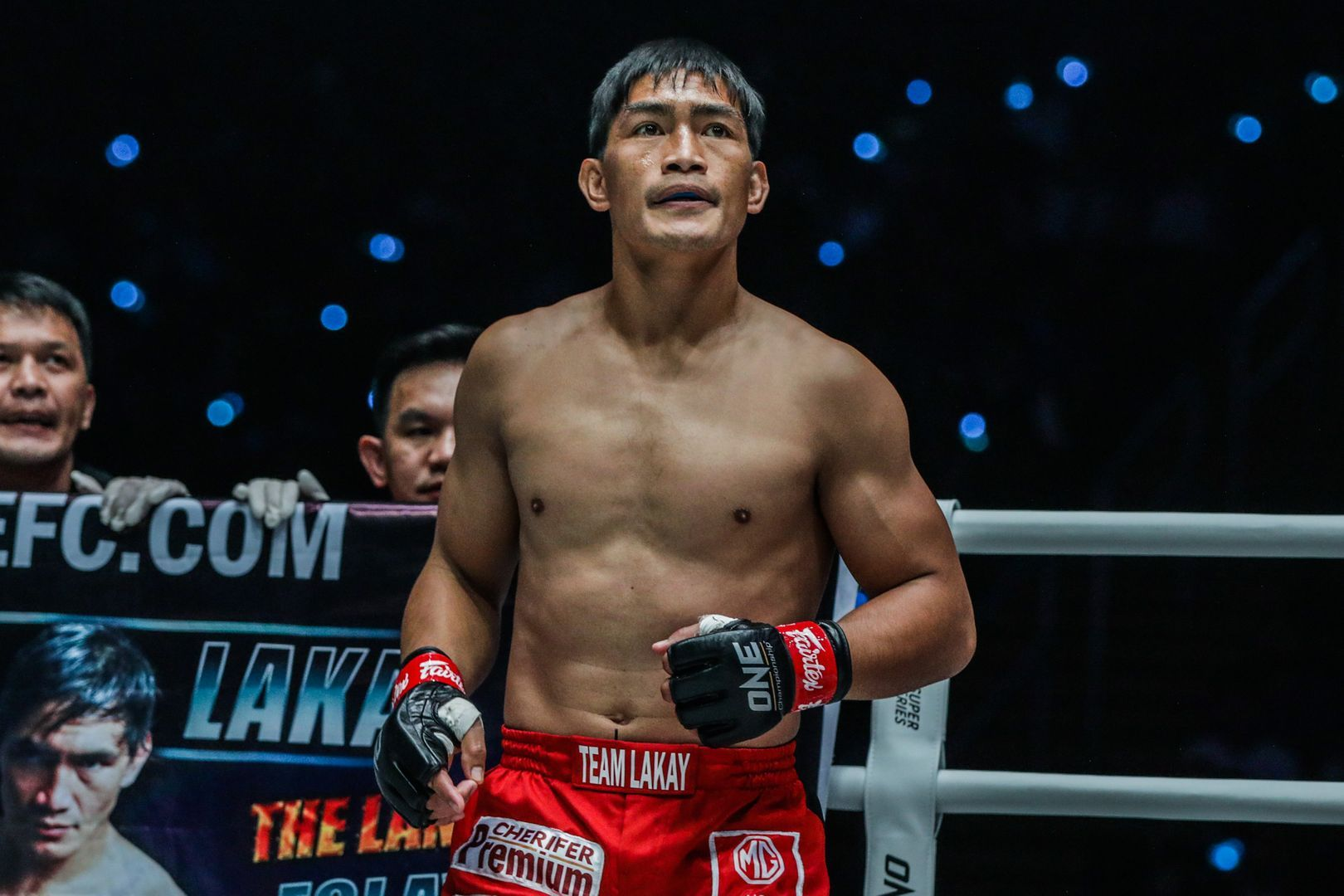Folayang Banking On His Striking In 'Unpredictable' Bout With Aoki - Folayang