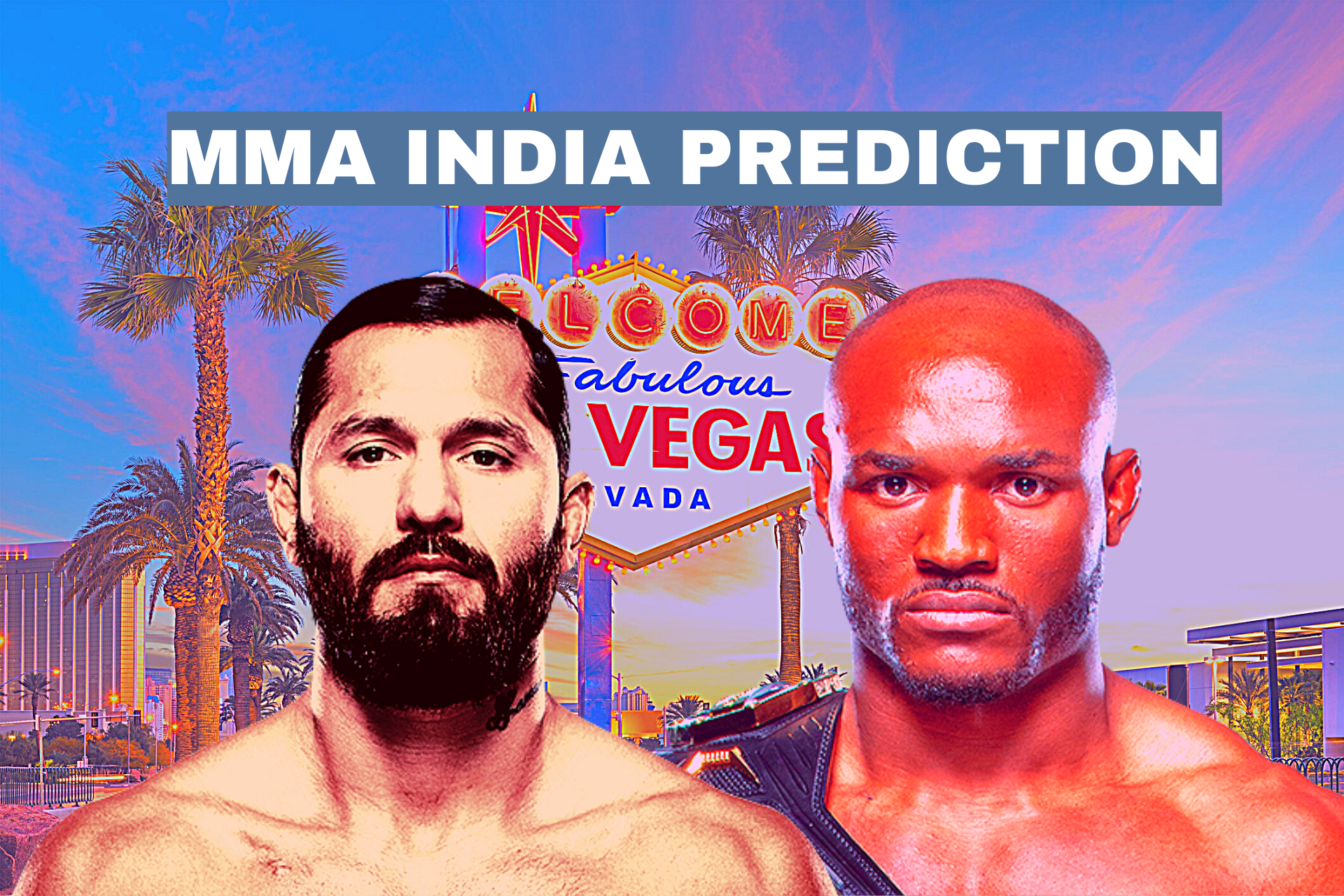 UFC 261: Masvidal vs Usman Betting Odds and Prediction - Usman