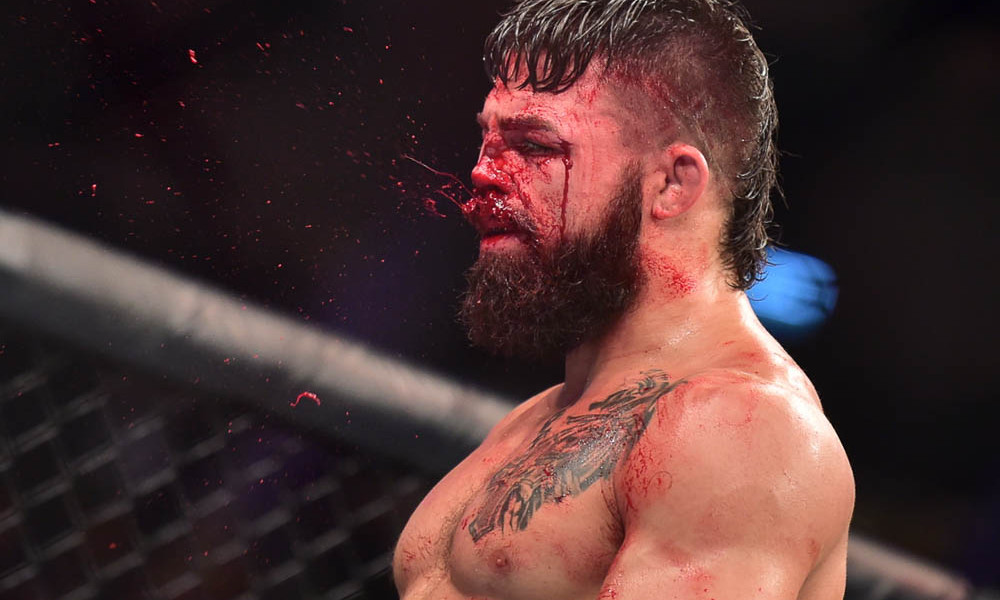 Mike Perry releases statement following loss at UFC Vegas 23 - Mike