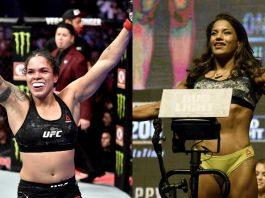 Amanda Nunes vs Julianna Pena UFC 265