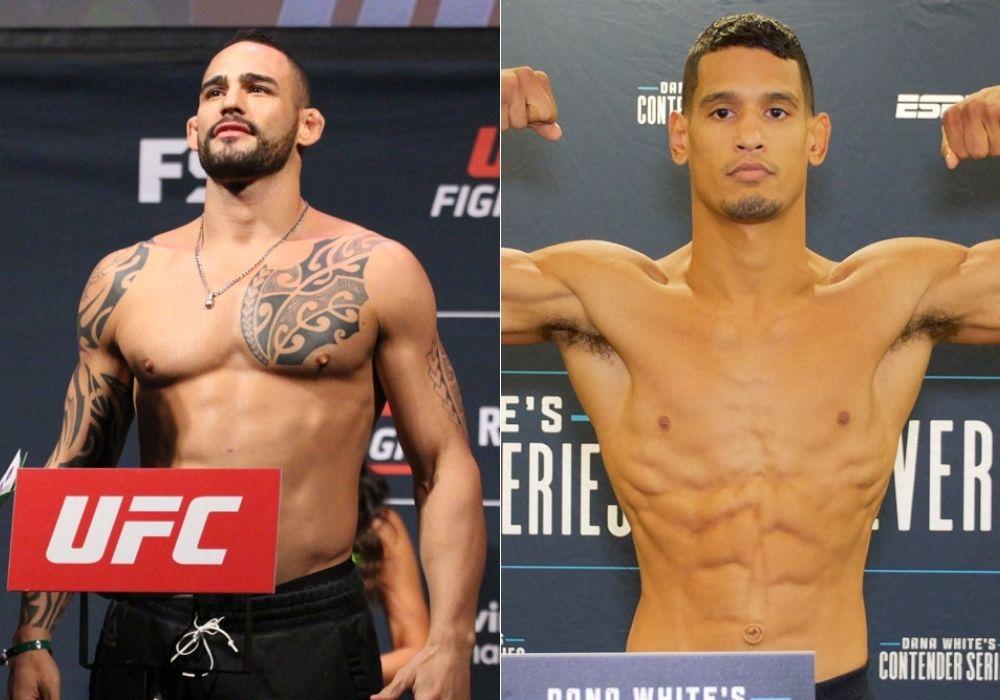 Santiago Ponzinibbio to fight Miguel Baeza at UFC event on June 5 - Ponzinibbio